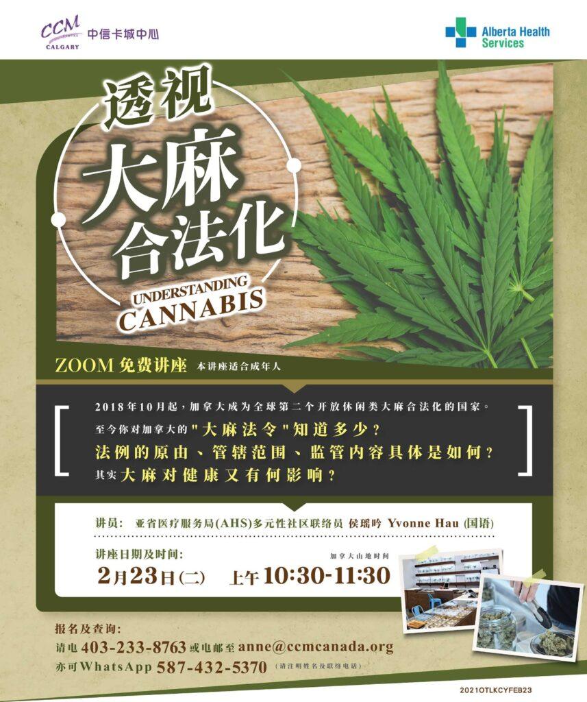 透视大麻合法化(国)