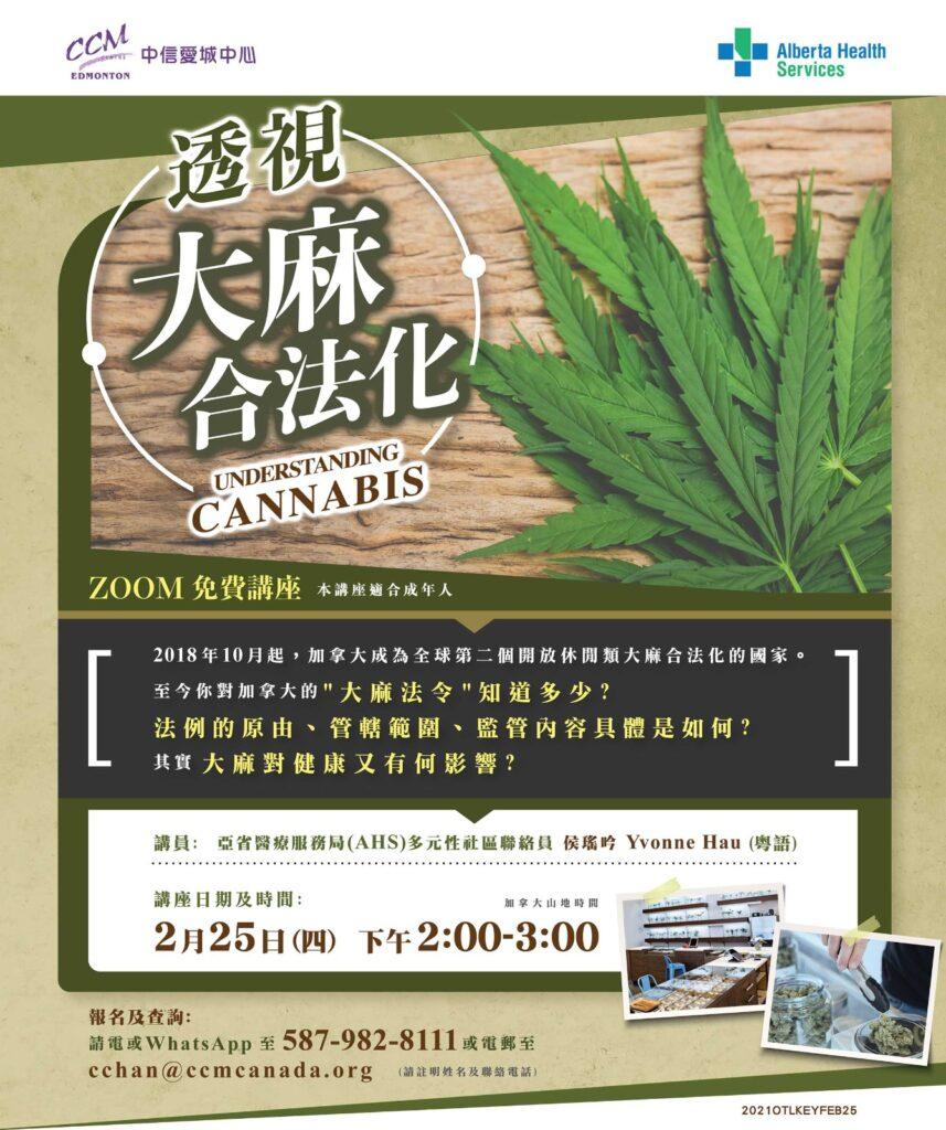 透视大麻合法化(粤)