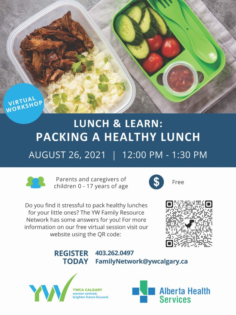 Packing a Healthy Lunch session